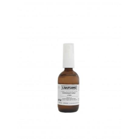 Igienizzante spray alla litsea